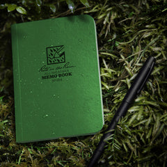 Green Universal Memo Book - Tactical Wear