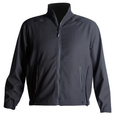 Blauer 4665 - LIGHTWEIGHT SOFTSHELL FLEECE JACKET - Tactical Wear