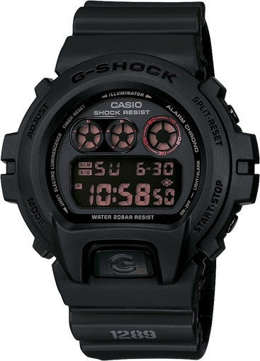 Casio Men's G-Shock Military Concept Black Digital Watch - Tactical Wear