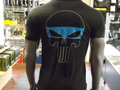 Punisher Men's Tri-Blend Crew - Tactical Wear