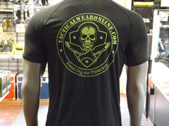 Tactical Wear SS Flag T-Shirt - Tactical Wear
