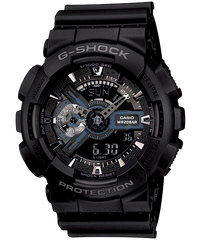 G-Shock XL Black