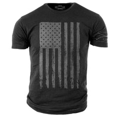 Grunt Style - American Gray Flag