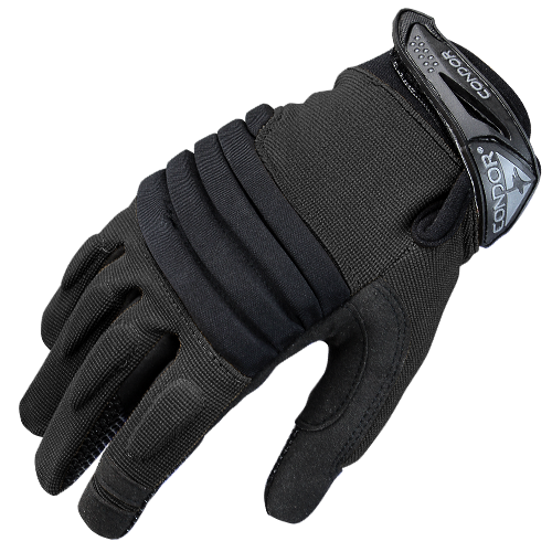 STRYKER Padded Knuckle Glove - Tactical Wear