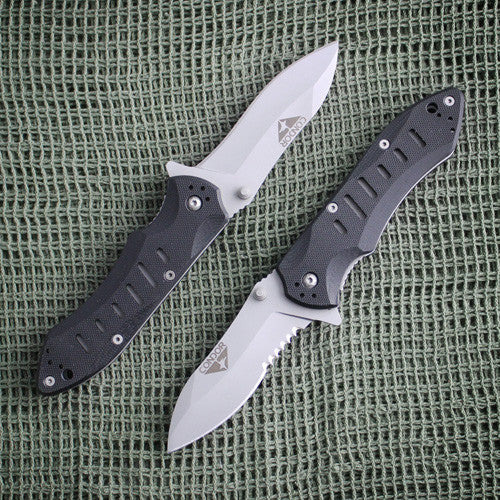 Barracuda Folding Knife - Tactical Wear