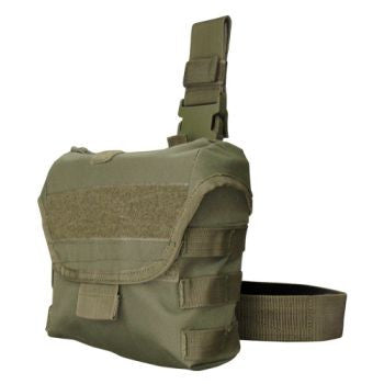 Drop Leg Dump Pouch - Tactical Wear