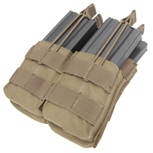 Double Stacker M4 Mag Pouch - Tactical Wear