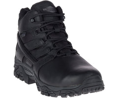 Merrell Men's Moab 2 Mid  Response Waterproof Boot - Tactical Wear