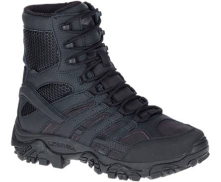 "Merrell Men's Moab 2 8"" Tactical Waterproof Boot - Tactical Wear"