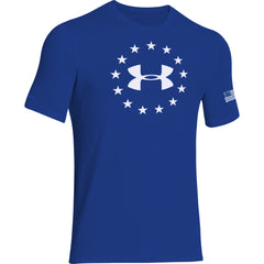 Men's UA Freedom Shirt (Royal)