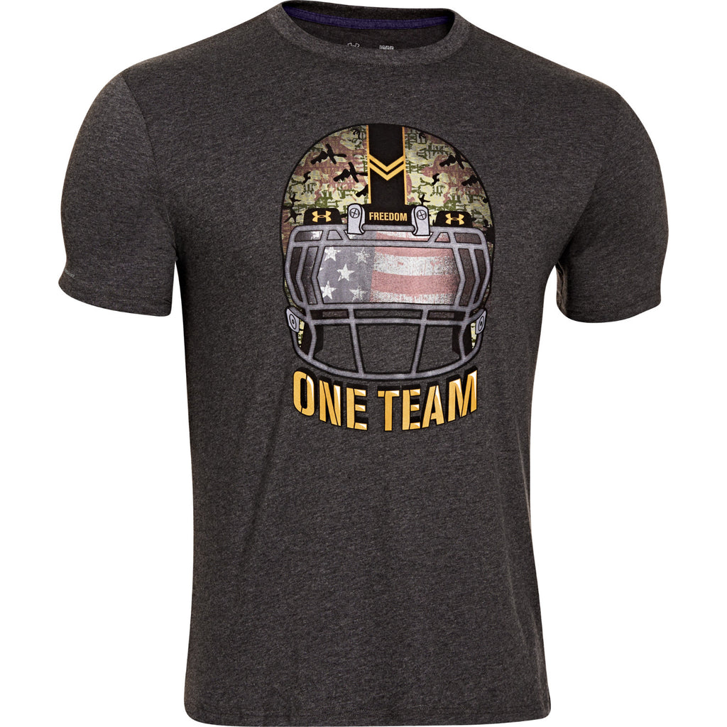 Mens Under Armour Freedom One Team Shirt