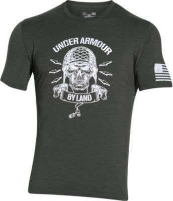 UA Freedom Army SS T - Tactical Wear