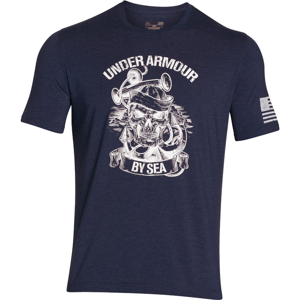 UA Freedom Navy SS T - Tactical Wear