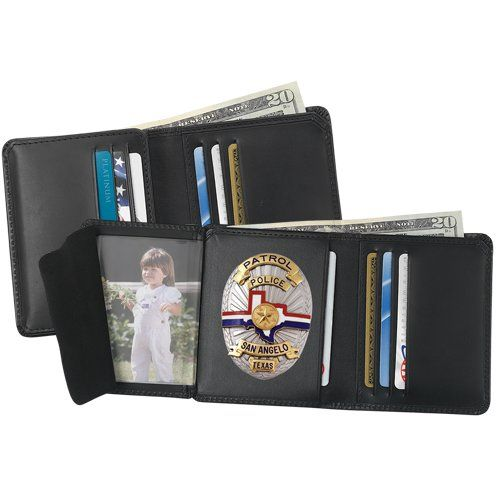 Hidden Badge Wallet - Dress - Tactical Wear