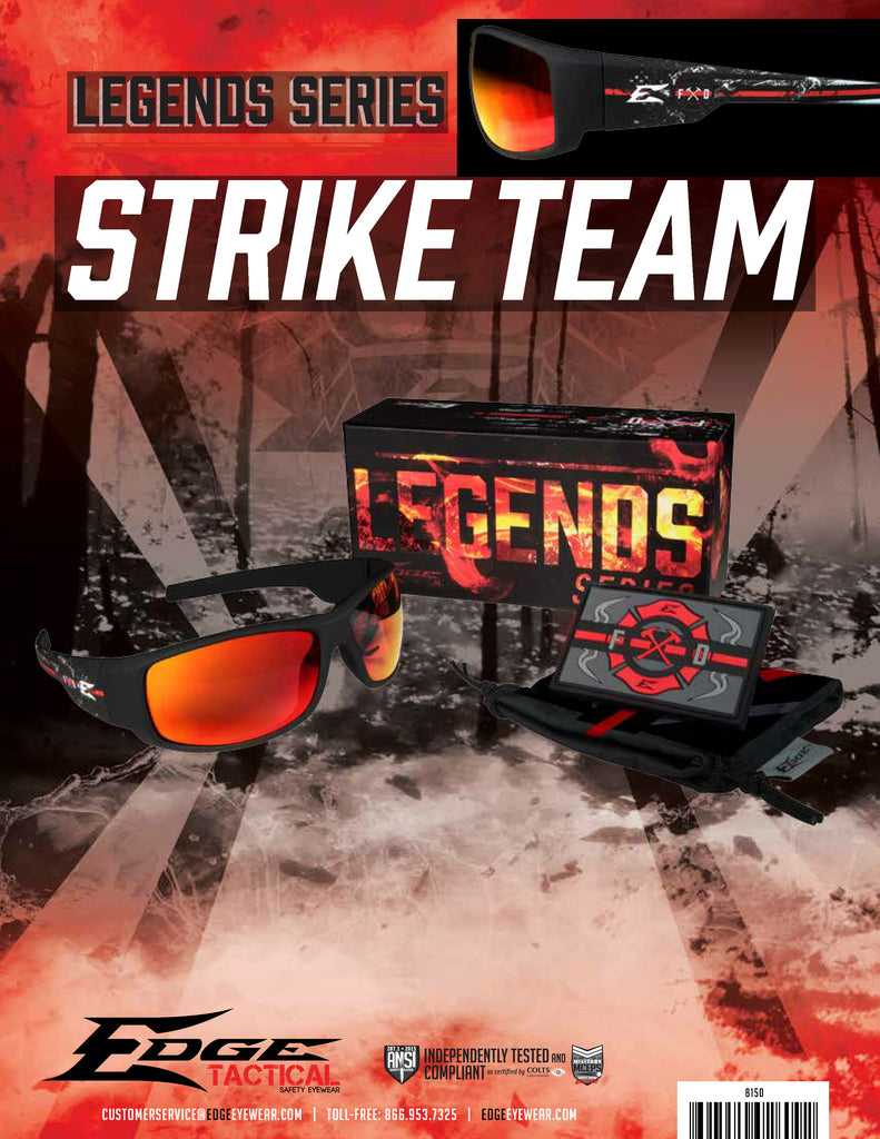 Edge TRL Strike Team Legend Series - Tactical Wear