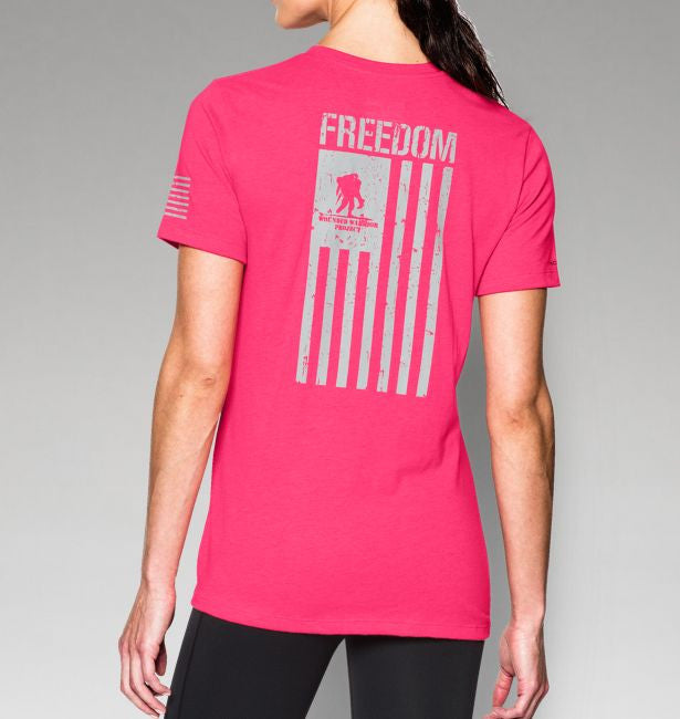 Womens WWP Freedom Flag - Tactical Wear