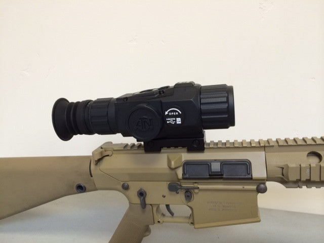 X-Sight HD Day/Night rifle scope 3-12x