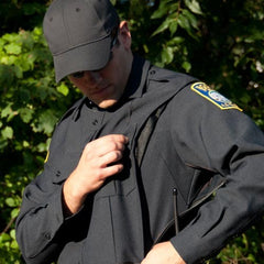 LS POLYESTER ARMORSKIN® BASE SHIRT - Tactical Wear