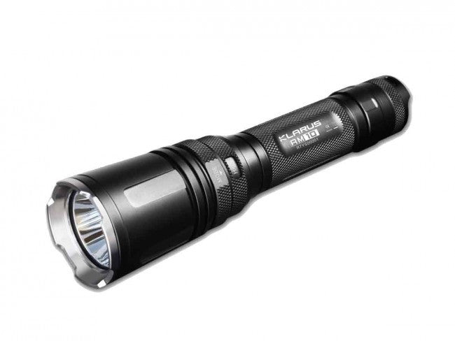 Klarus RM10 Rechargeable Tactical Flashlight - Tactical Wear