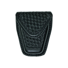 AirTek Single Closed Standard Handcuff Case, Basket Weave