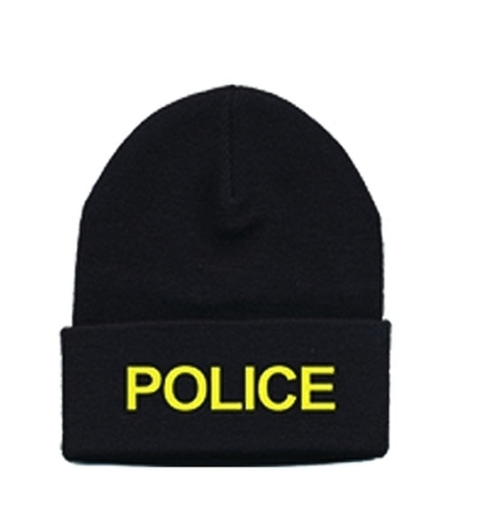 POLICE WATCH CAP - Tactical Wear