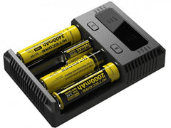 Nitecore Intellicharge i4 Smart Charger - 2016 Edition - Tactical Wear