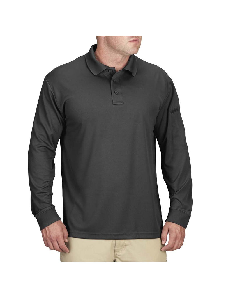 Propper® Men's Uniform Polo - Long Sleeve - Tactical Wear