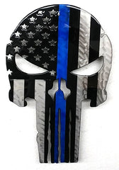 Blue Line Punisher - Tactical Wear