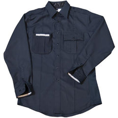 BLAUER  8670 LS POLYESTER SUPERSHIRT®  Dark Navy - Tactical Wear