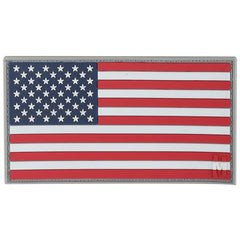USA Flag Patch PVC (Large) - Tactical Wear