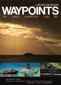 "Confluence Films DVD – ""WAYPOINTS"""