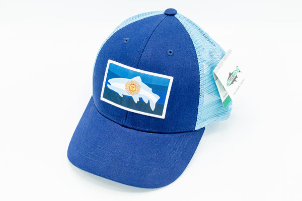 Limited Edition Yellow Dog/RepYourWater Patagonia Hats