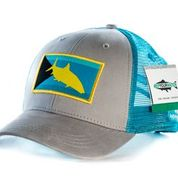 Limited Edition Yellow Dog/RepYourWater Hats - Bahamas