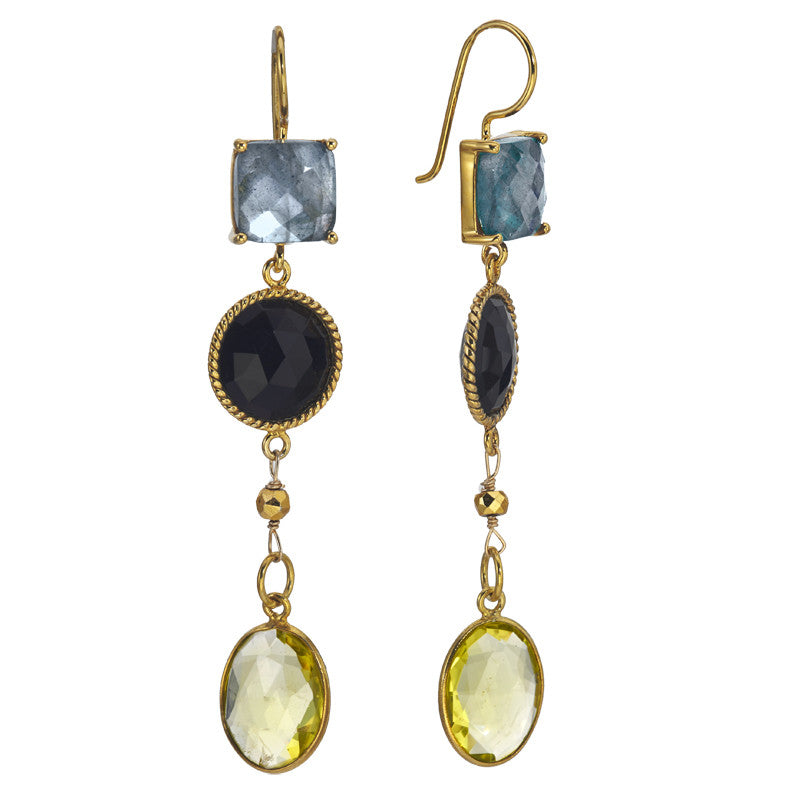 Trevi Trio Earrings