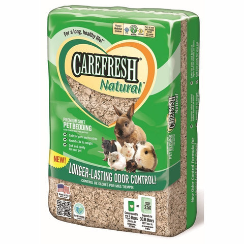 Carefresh Complete Pet Bedding, 30 L, Natural