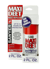 Sawyer Products Premium Maxi-DEET Insect Repellent Pump Spray