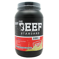 Betancourt Nutrition The Beef Standard - Prime Vanilla - 28 Servings - 857487004683