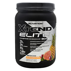 Scivation Xtend Elite - Island Punch Fushion - 30 Servings - 842595103182