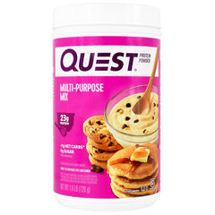 Quest Nutrition Protein Powder - Multi-Purpose Mix - 1.6 lb - 888849008698