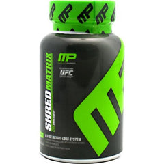 Muscle Pharm Shred Matrix - 60 Capsules - 713757920407