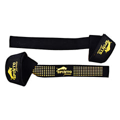 Spinto USA, LLC Silicone Lift Straps - Black -   - 646341998455