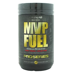 TwinLab Pro Series MVP Fuel - Fruit Punch - 30 Servings - 027434040679