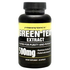 Primaforce Green Tea Extract - 60 Capsules - 811445020252