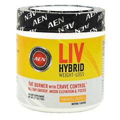Athletic Edge Nutrition LIV Hybrid - Pineapple Tropics - 30 Servings - 793573813084