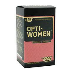 Optimum Nutrition Opti-Women - 60 Capsules - 748927024500