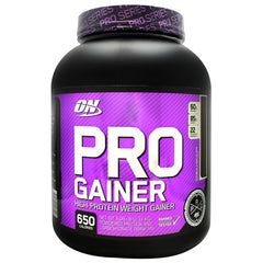 Optimum Nutrition Pro Series Pro Gainer - Double Chocolate - 14 Servings - 748927029710