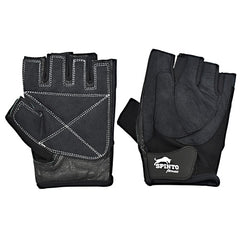 Spinto Fitness Active Glove - Large - 1 Pair - 646341998646