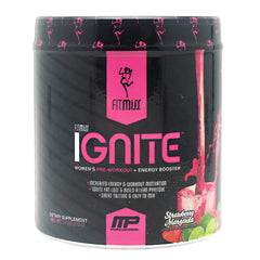 Fit Miss Ignite - Strawberry Margarita - 30 Servings - 713757326216