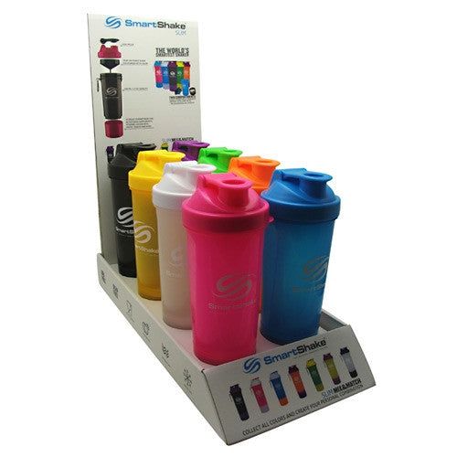 Smart Shake Slim 8 pack Display