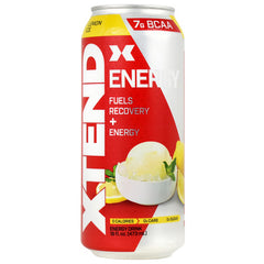 Scivation Xtend Energy RTD - Lemon Ice - 12 Cans - 842595110616